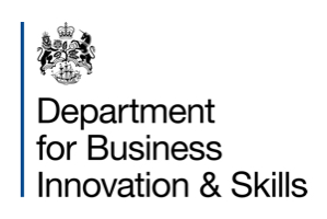 Department for Business, Innovation and Skills (BIS), Operational Manager